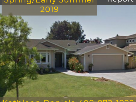 City of Campbell CA Real Estate Market Report Zip 95008