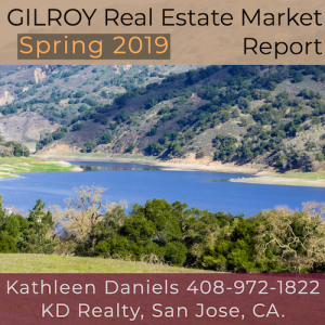 Gilroy real estate market report