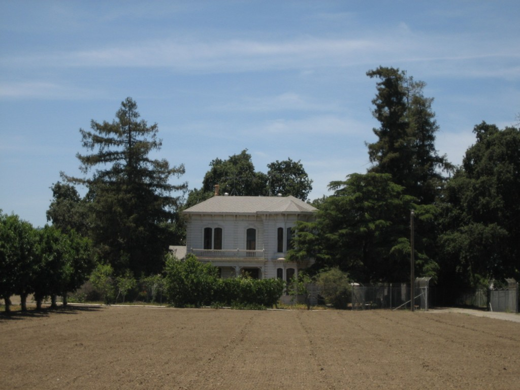 Residence of the Lester Cottle Family Farm
