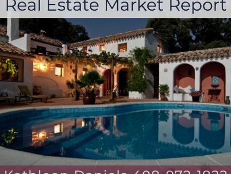 Morgan Hill Real Estate Market Report Spring 2019