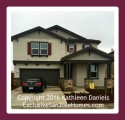 New Construction Home Purchased by First Time Home Buyers