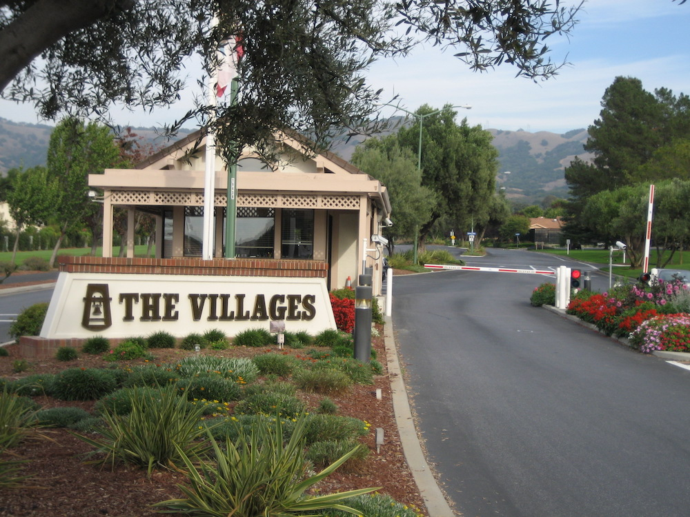 the villages san jose, a 55+ community of active adult homes