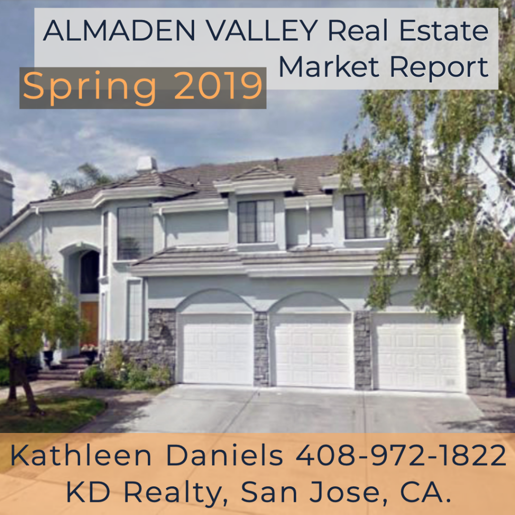 almaden valley real estate market report 2019